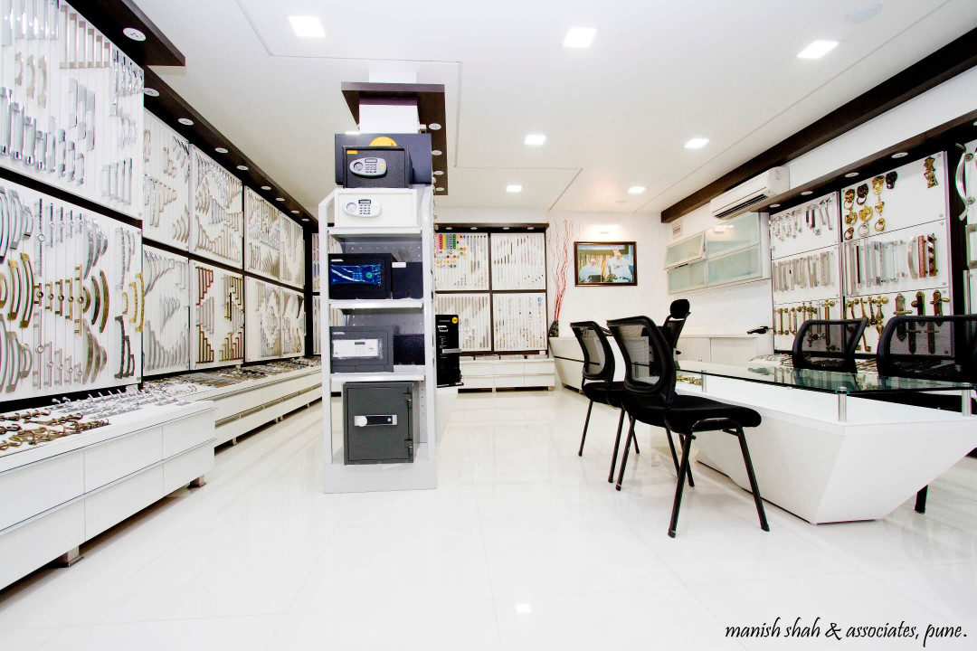 Manish Shah Amp Associates Interior Commercial Projects