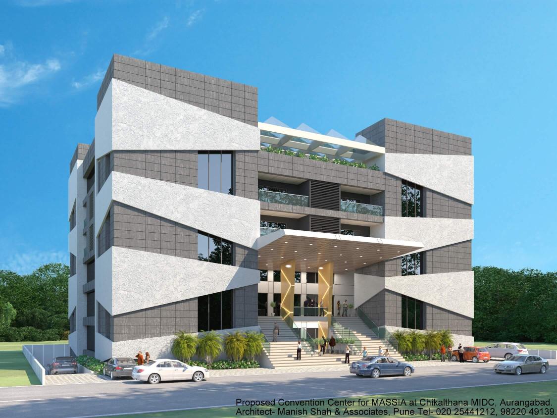 Manish Shah Associates Architects Interior Designers Pune